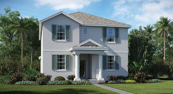 Delray M Elevation