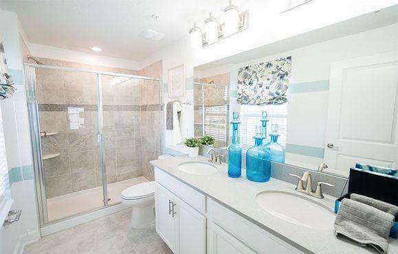 Landcaster Master Bathroom