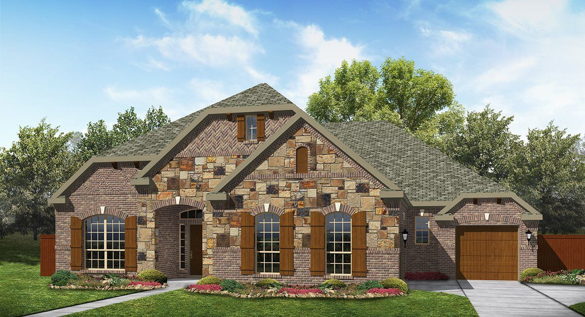 Granbury Elevation A