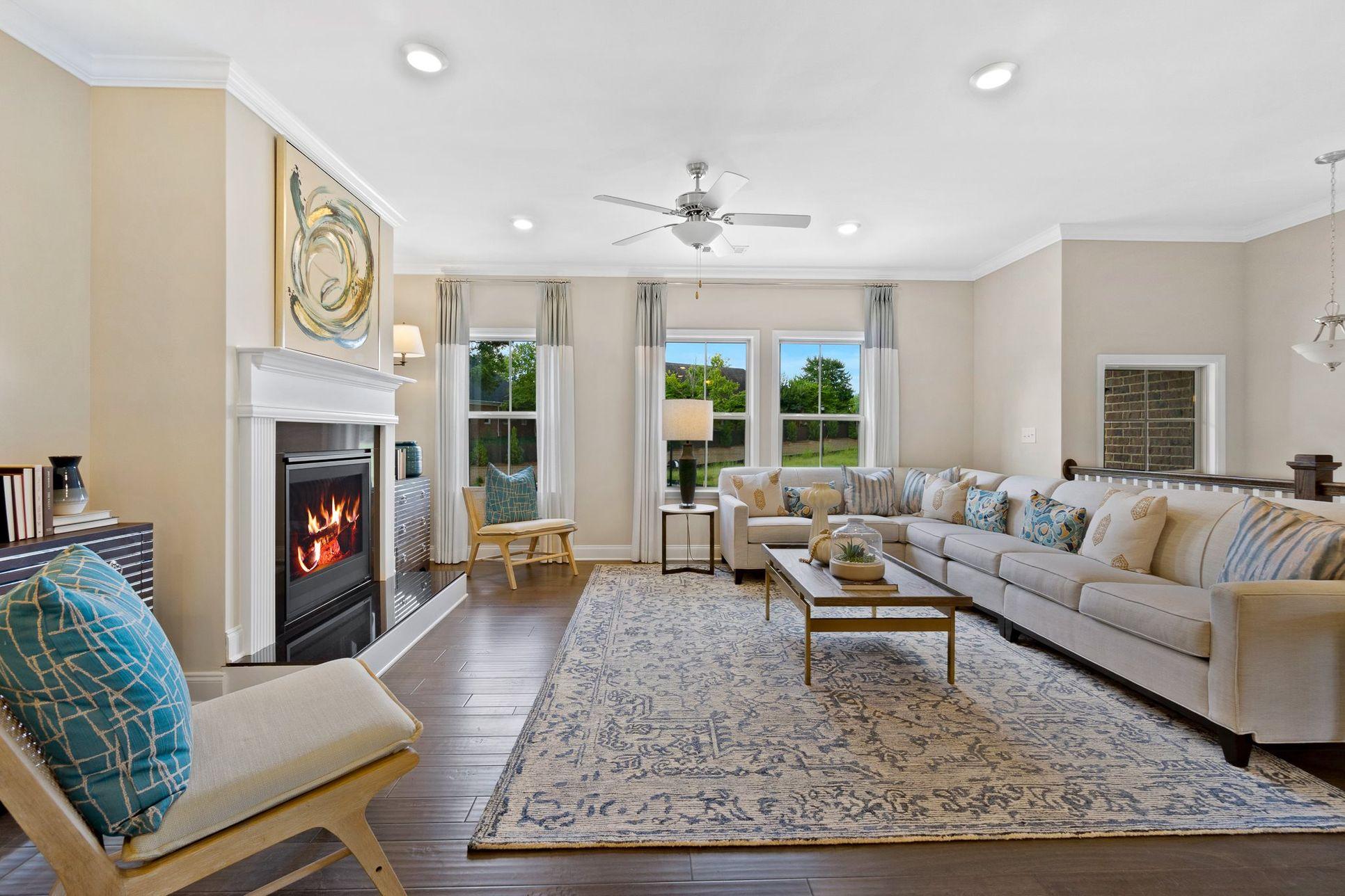 Bentley Living Room