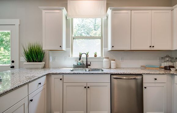 Inviting professionally designed gourmet kitchen