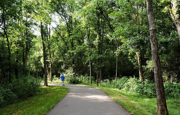 Murfreesboro Stones River Greenway System