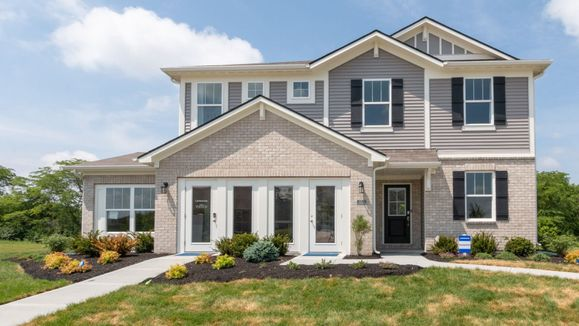 New Homes for sale in Indianapolis, IN by Lennar Homes