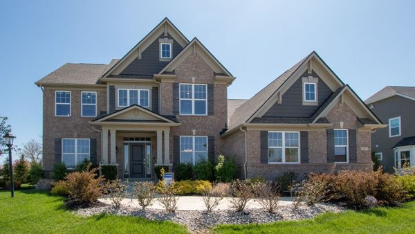 New Homes for sale in Noblesville, IN by Lennar Homes