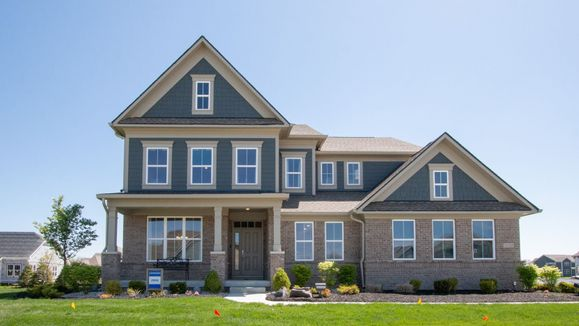 New Homes for sale in Fortville, IN by Lennar Homes
