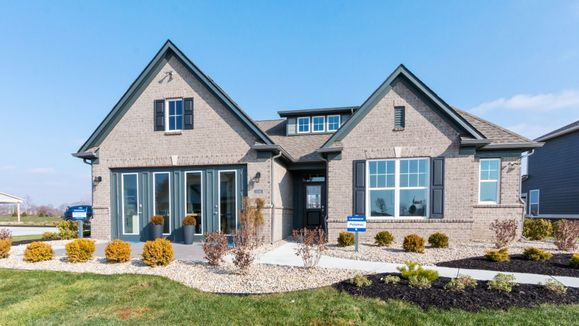 New Homes for sale in Fishers, IN by Lennar Homes