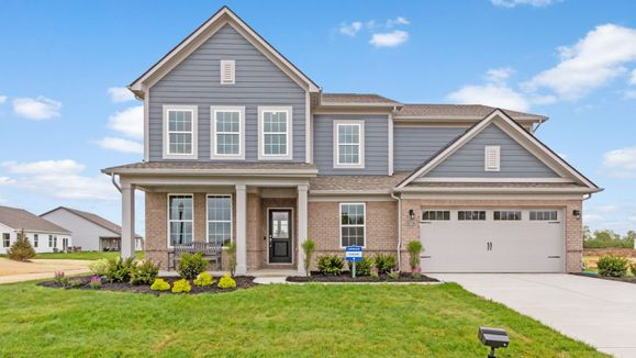 New Homes for sale in McCordsville, IN by Lennar Homes