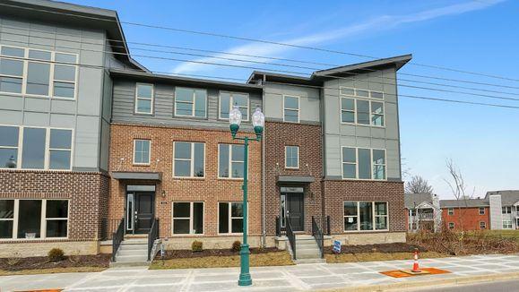 Madison Floorplan with Urban Exterior Home