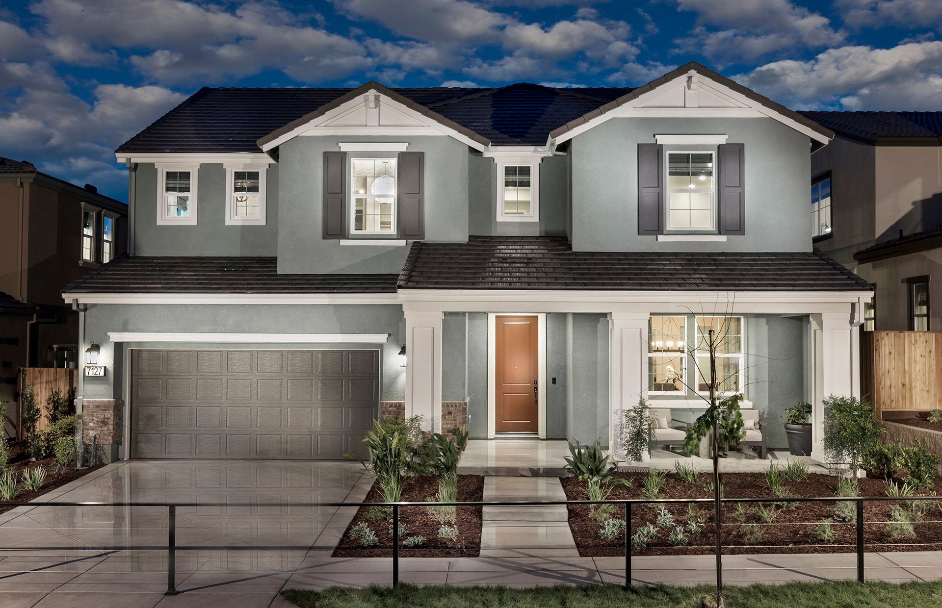 Opal at Tracy Hills- Residence Three F