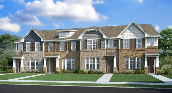 New Townhomes for Sale in Gallatin, TN