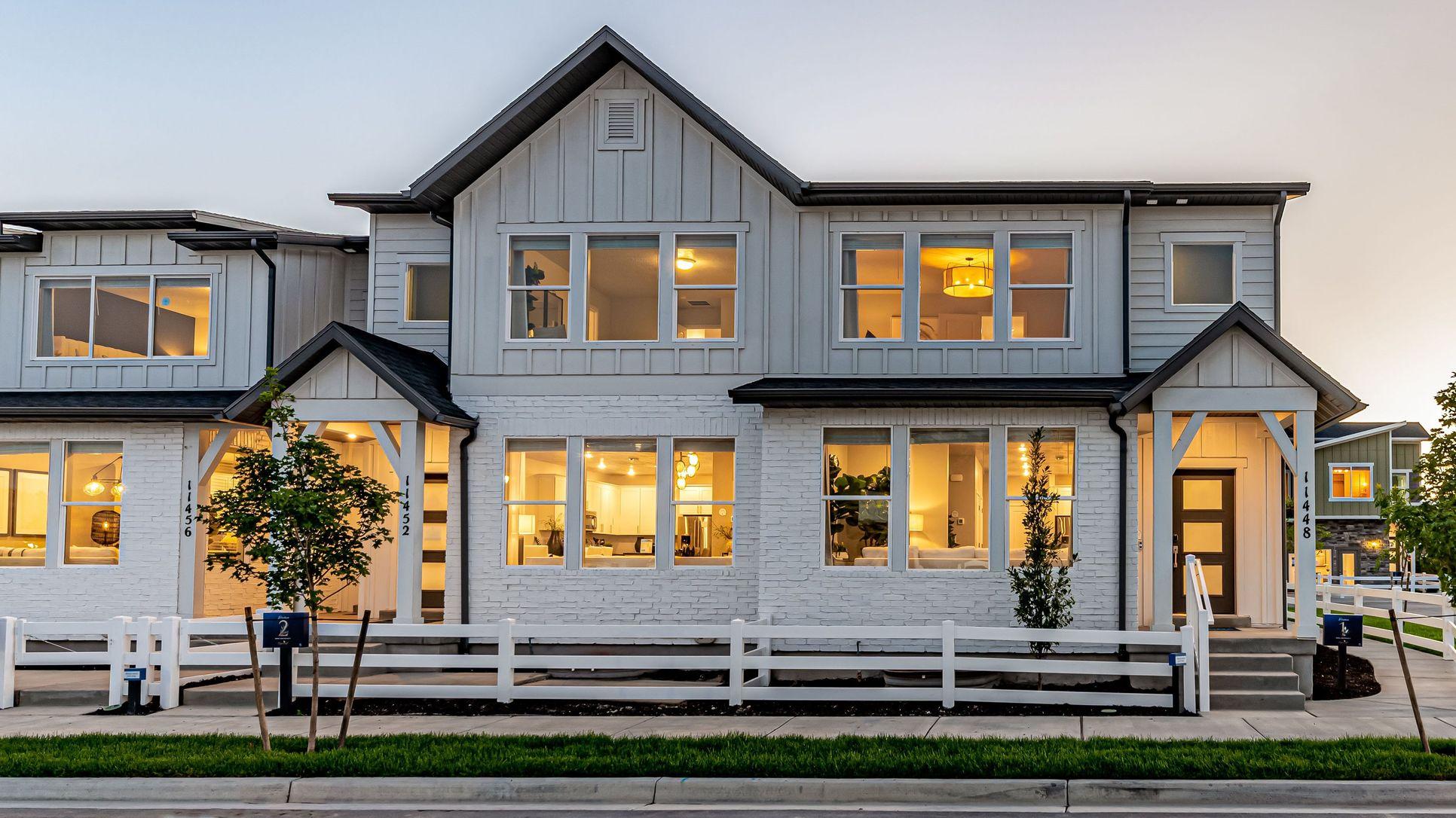 Residence 1 exterior