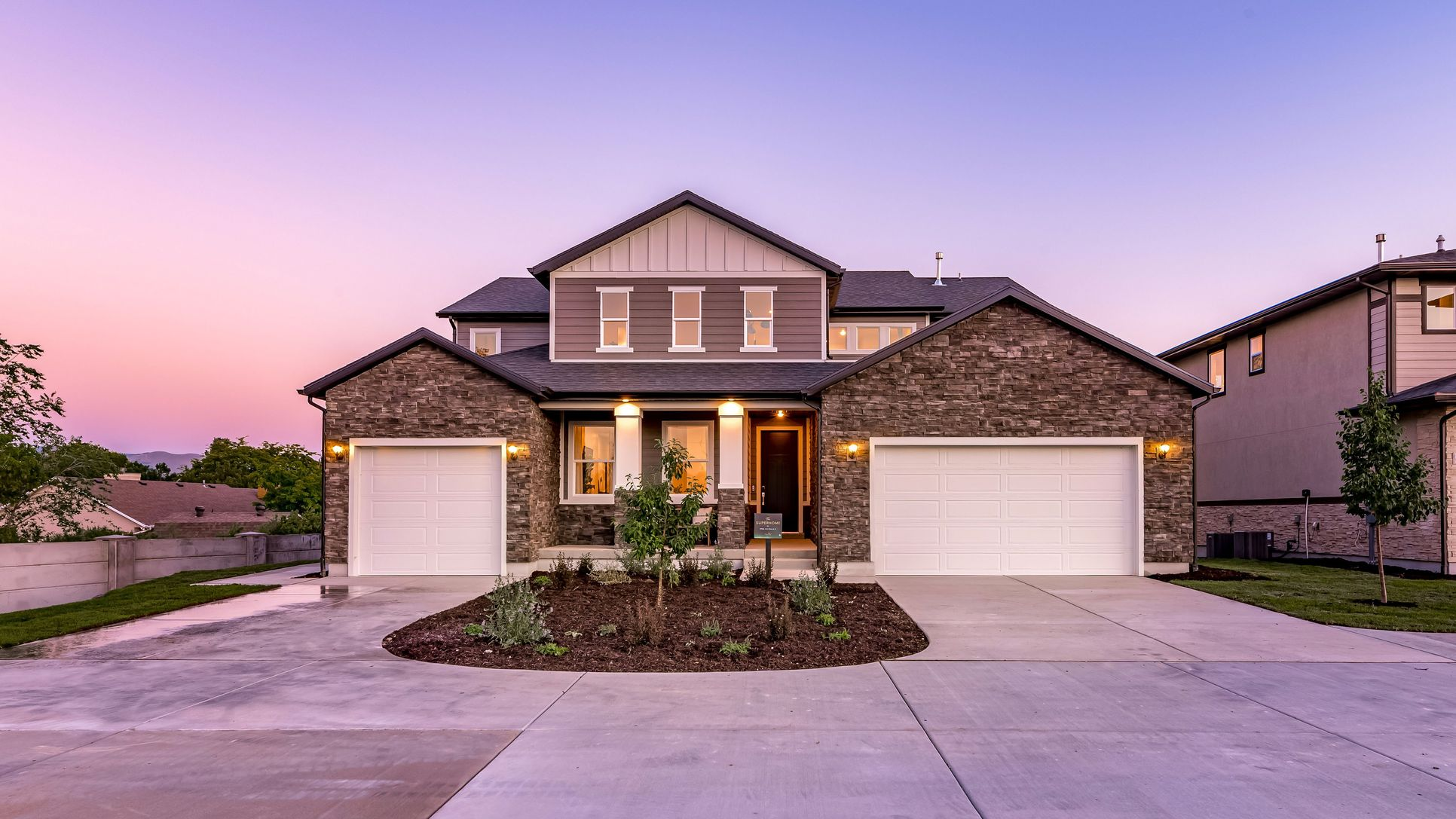 New homes for sale in South Jordan, Utah by Lennar