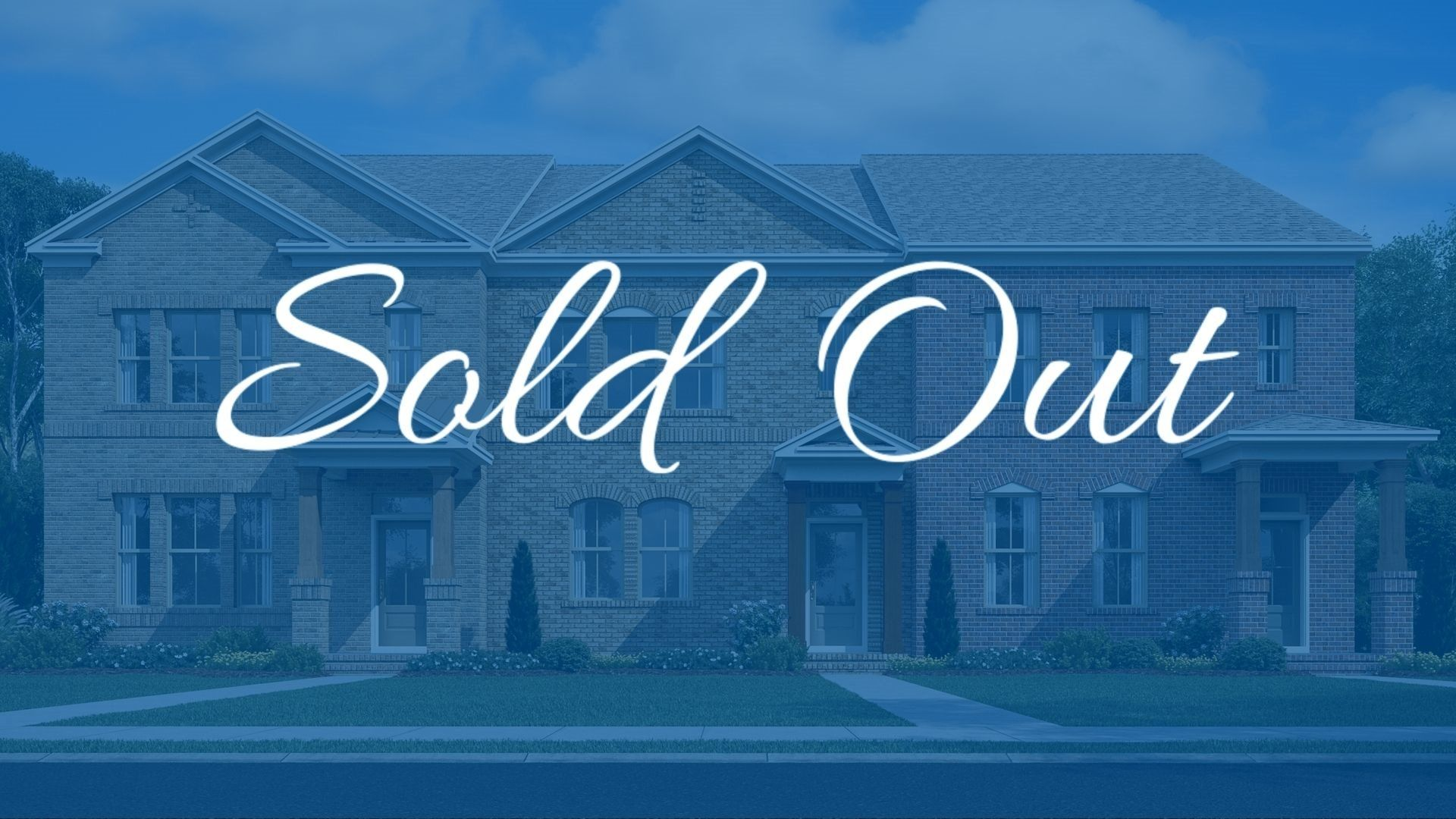 The Parkwood Sold Out