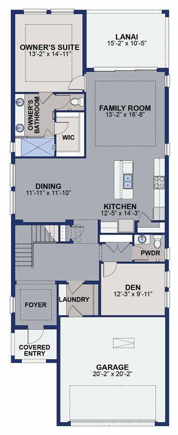 Parris First Floor