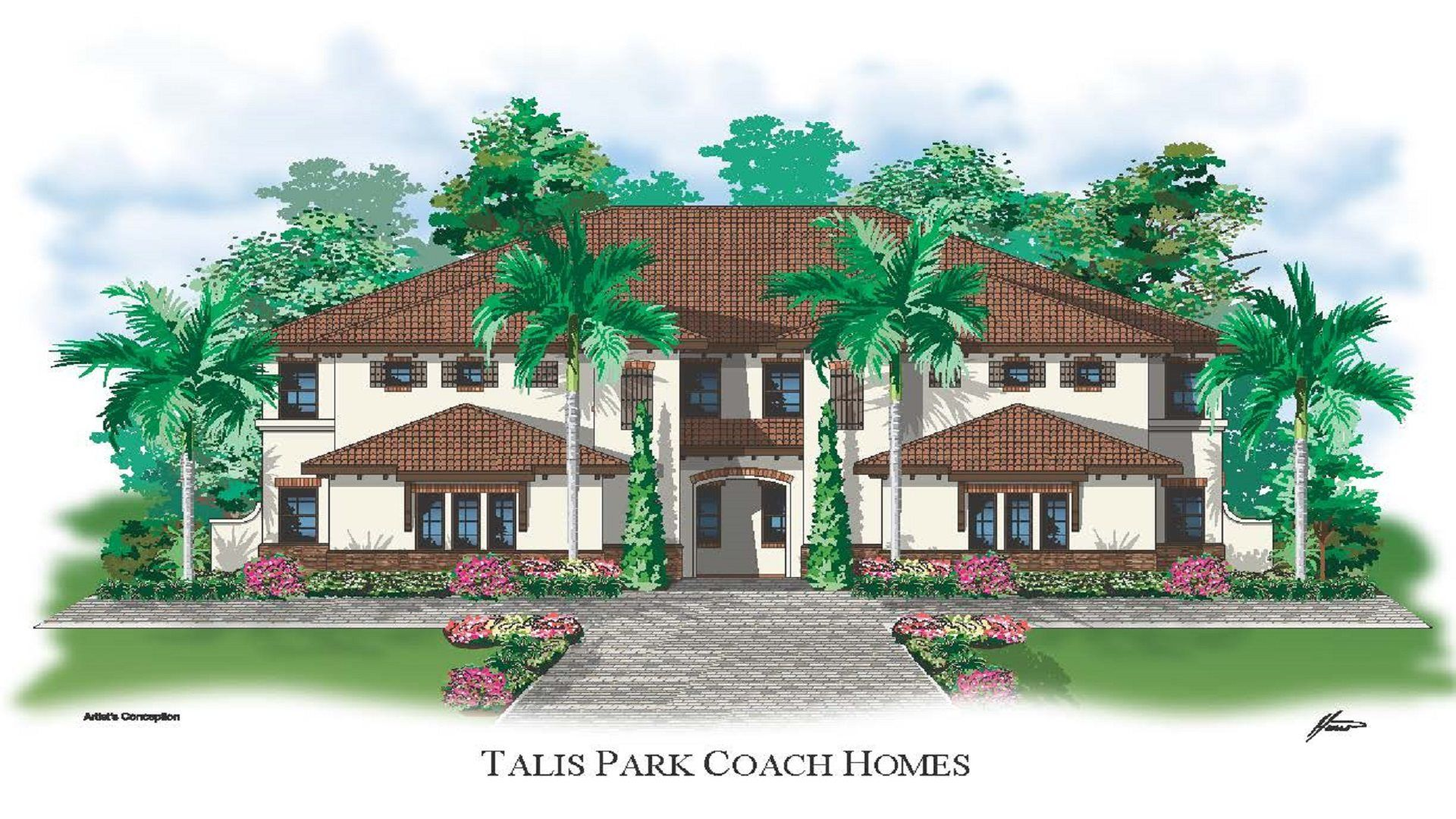 Talis Park Coach Homes