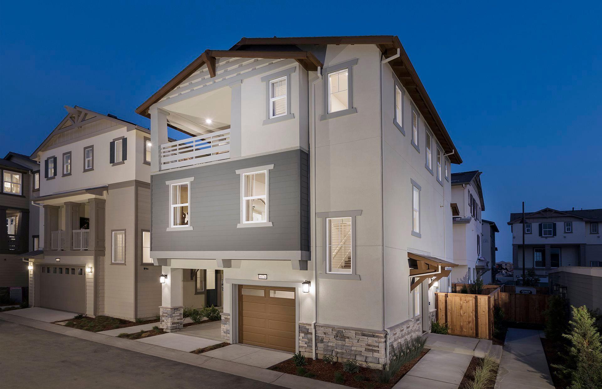 Villas at Bridgeway in Newark, Ca