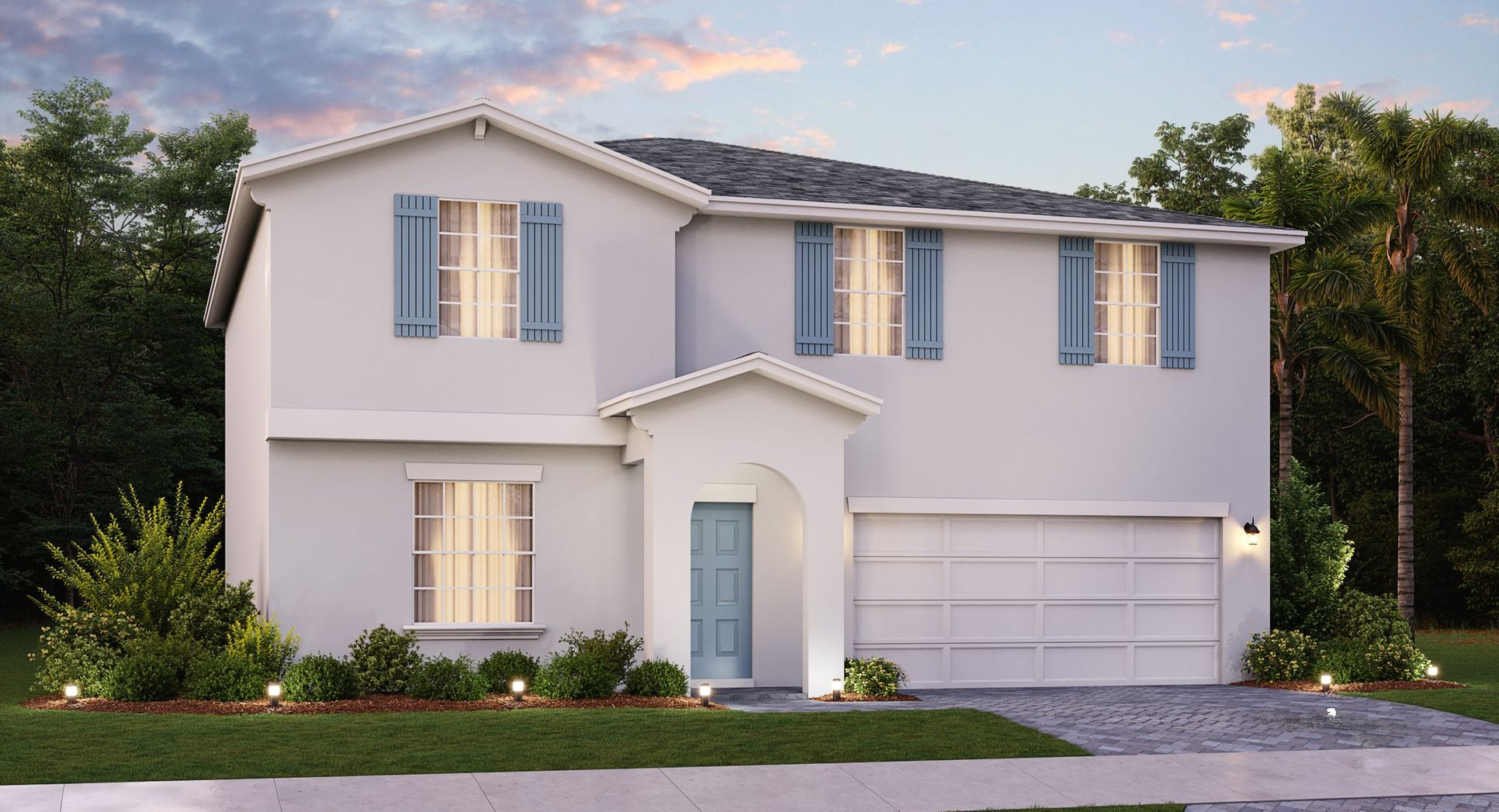 New Homes in Palm Bay