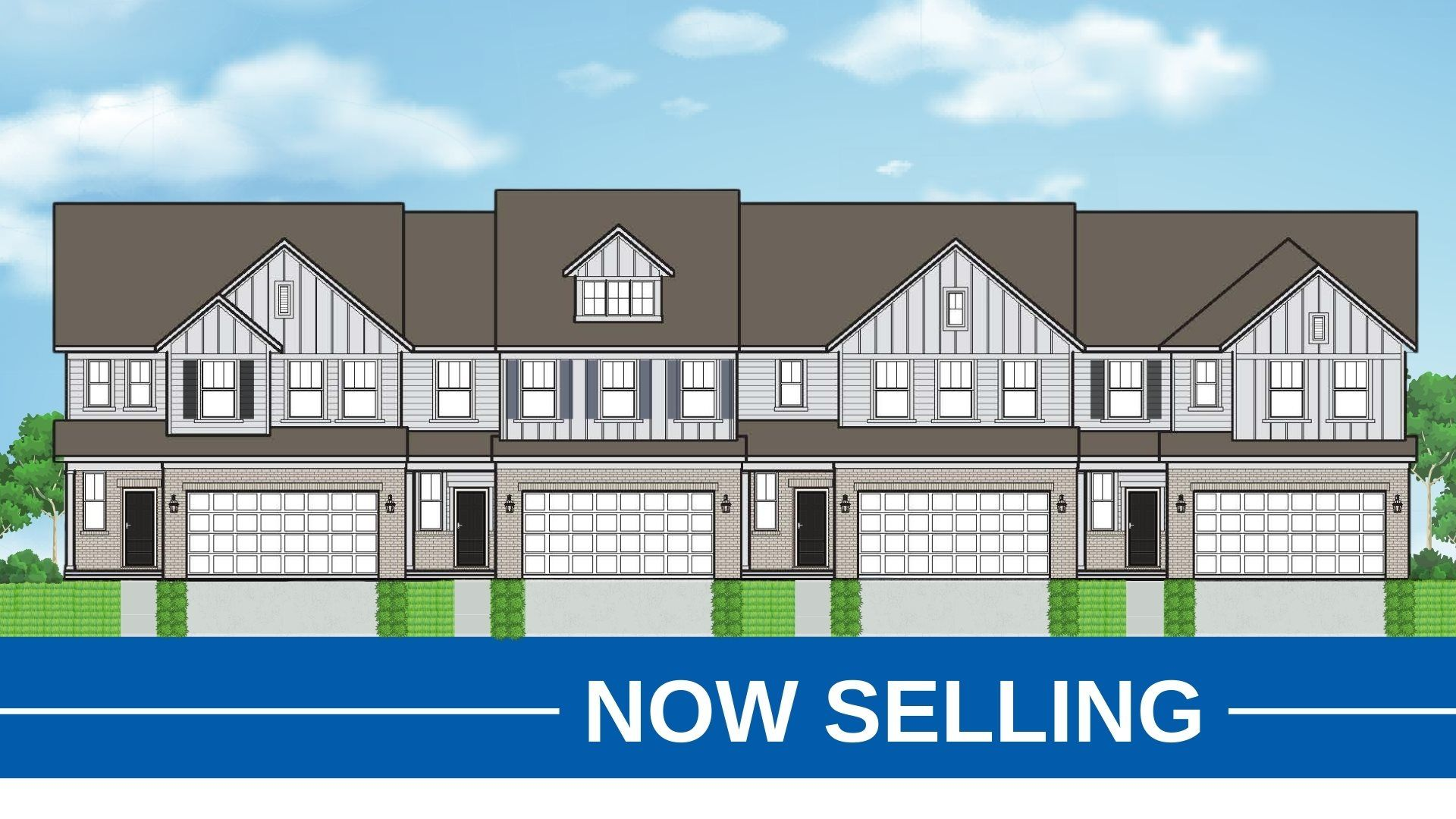 New Homes by Lennar in Gallatin, TN!