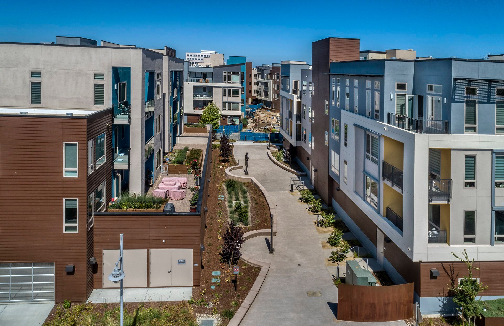 Foster Square in Foster City