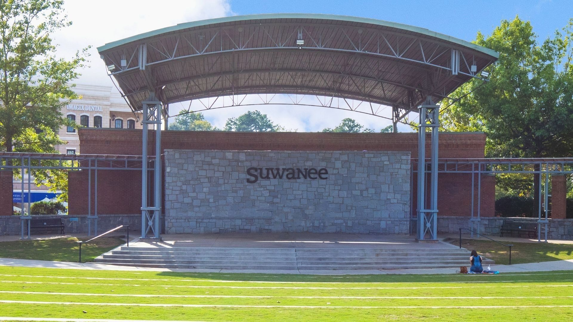 Suwanee Town Center Amphitheater
