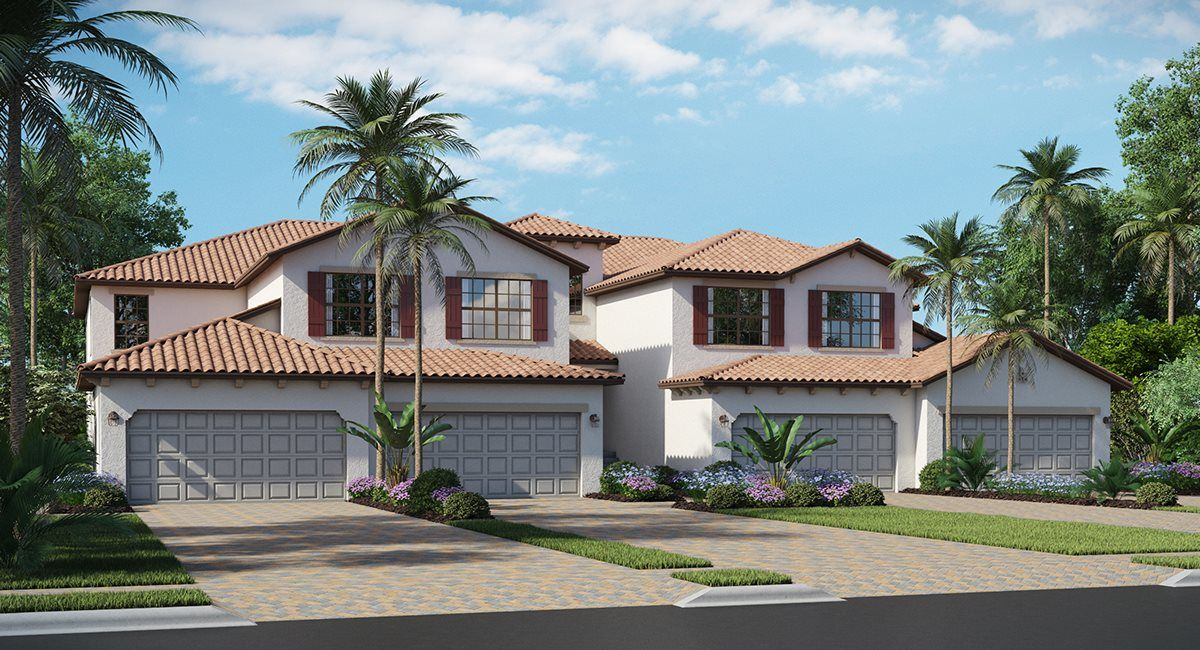 Sarasota National Coach Homes