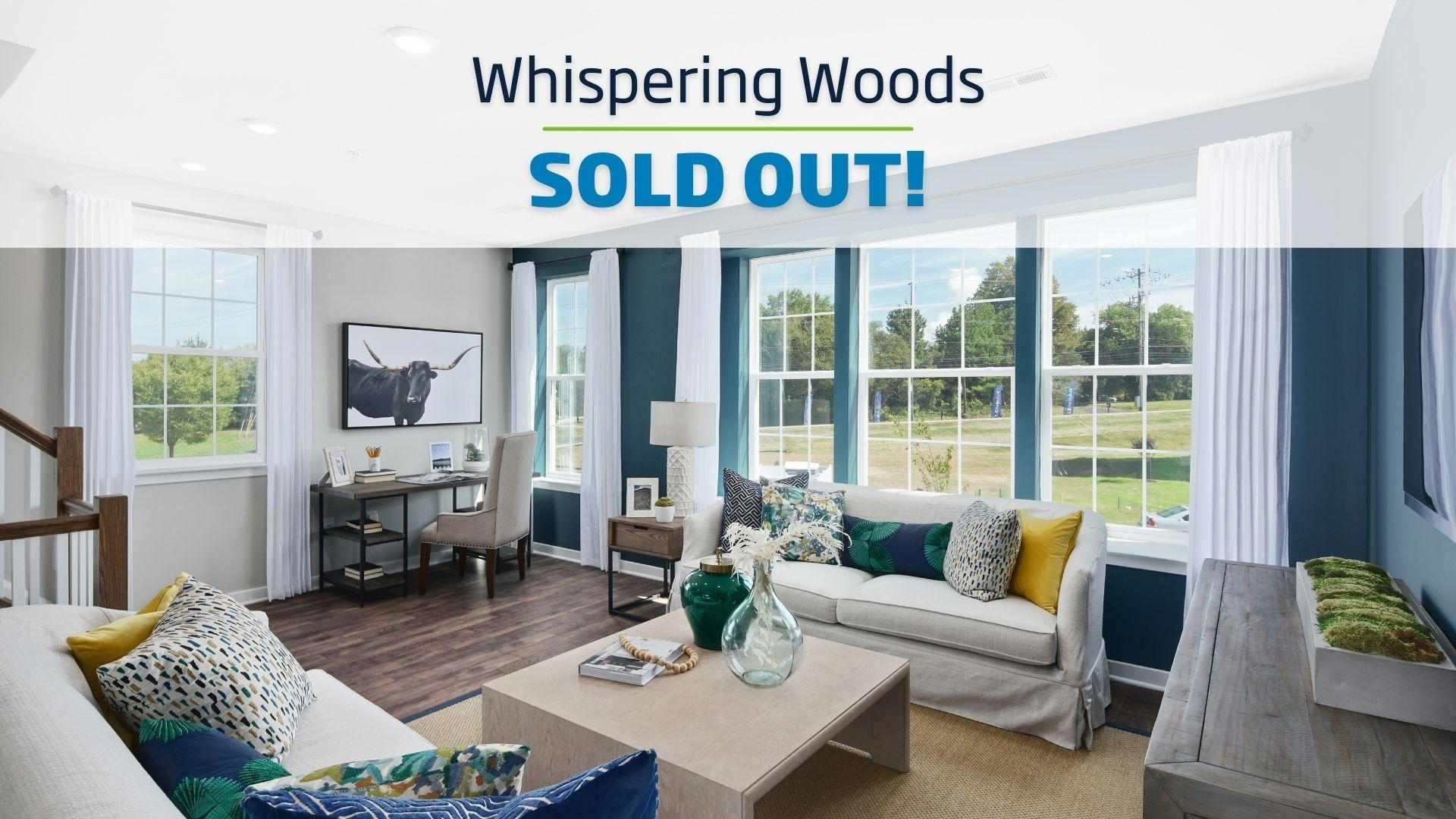 Whispering Woods is Sold Out