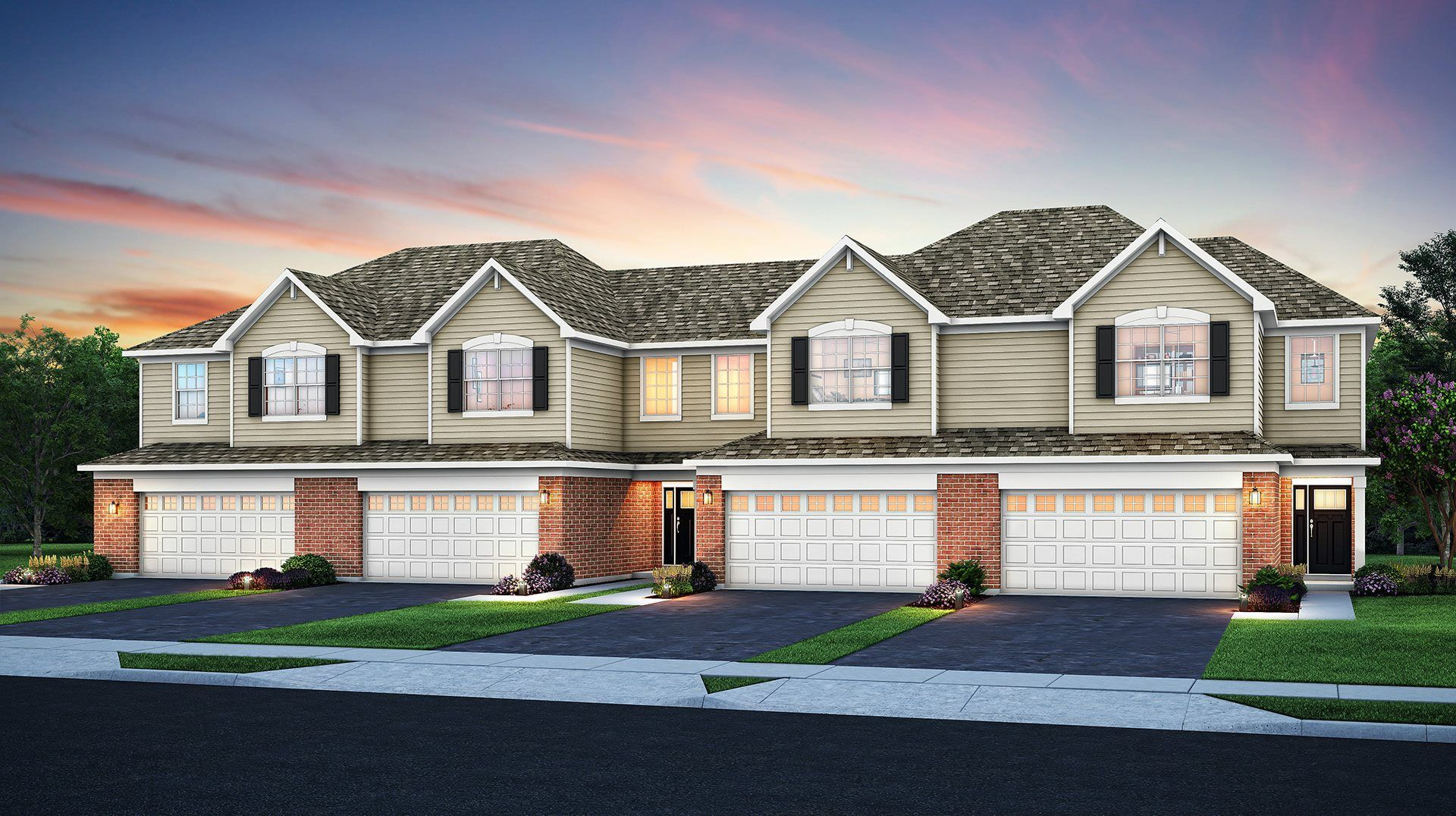 Legend Lakes Townhomes