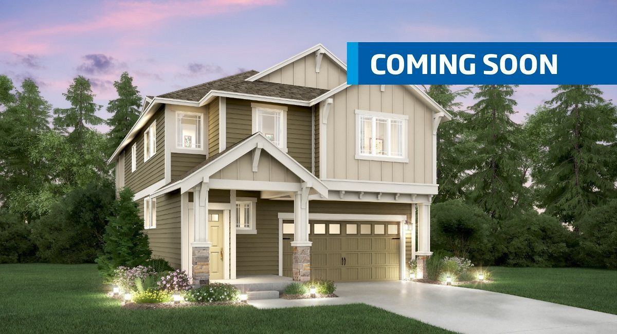 New homes for sale in Kent WA are Coming Soon!