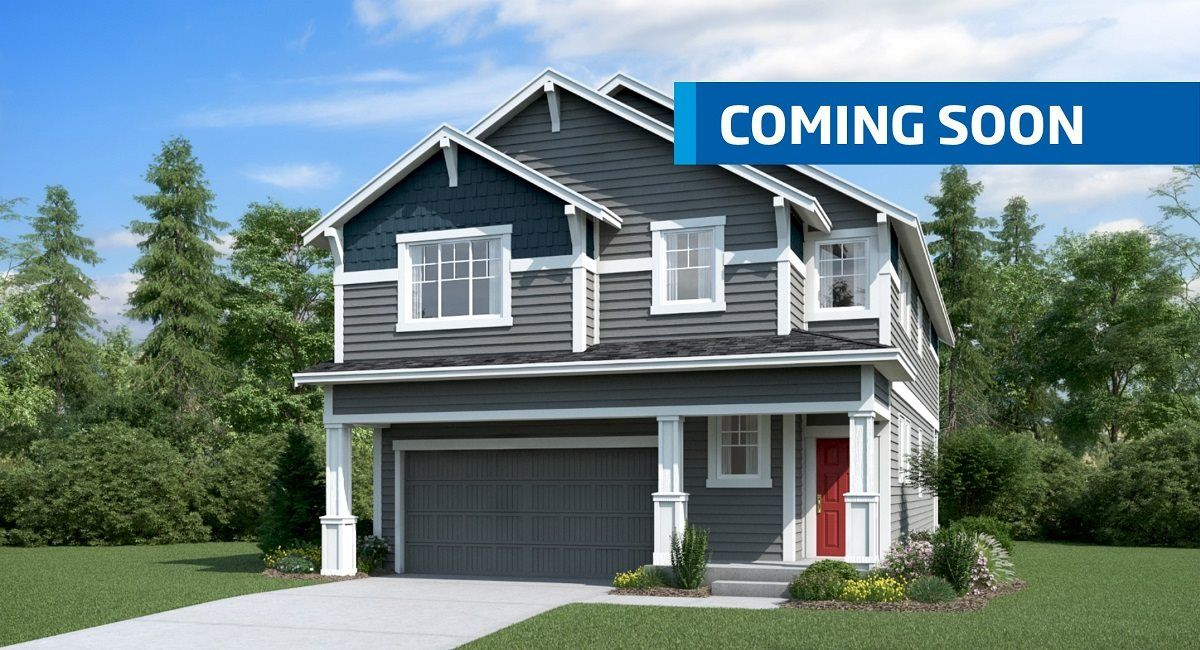 The Magnolia Home at Magnolia Ridge - Coming Soon!