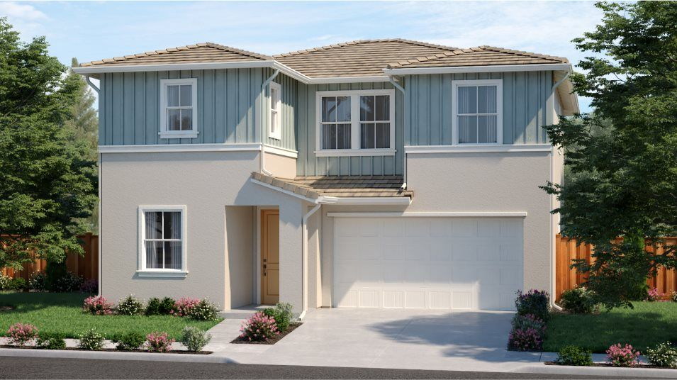 One Lake Creston Residence 3 California Coastal