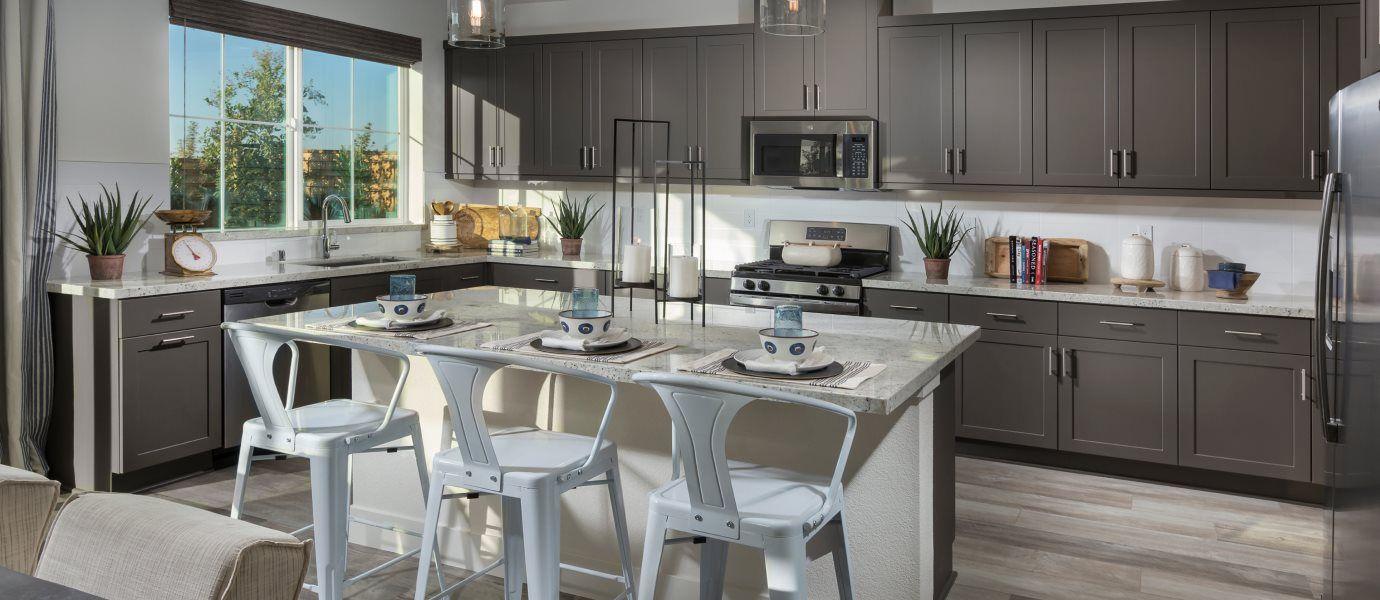 One Lake Creston Residence 4 Kitchen