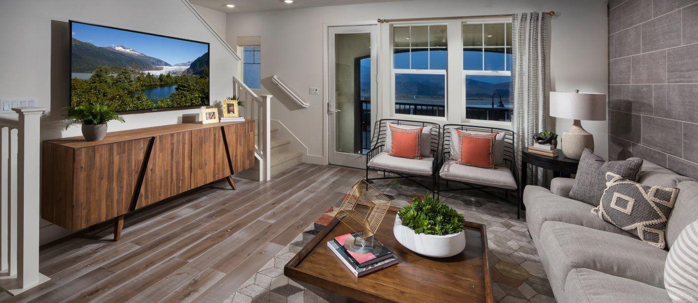 The Preserve Hillcrest Residence 2 Living Room