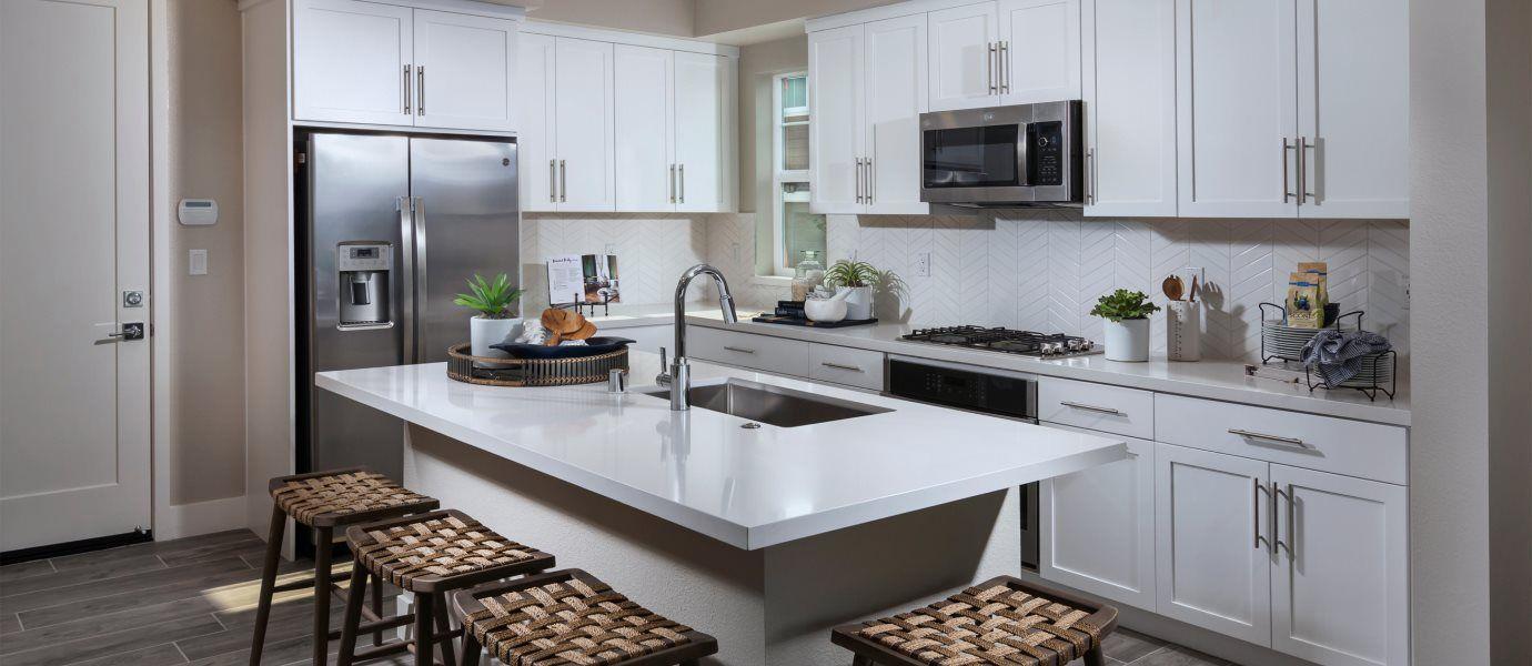 The Preserve Hillcrest Residence 3 Kitchen
