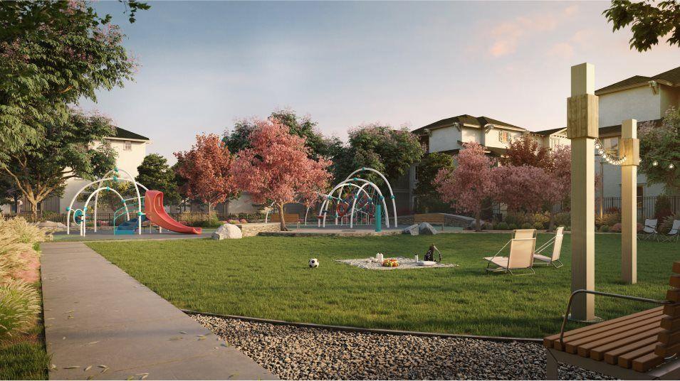 Bridgeway Playground