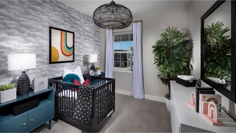 Bridgeway Towns Residence 4 Bedroom 3:Designed with families in mind, the home features four bedrooms in total