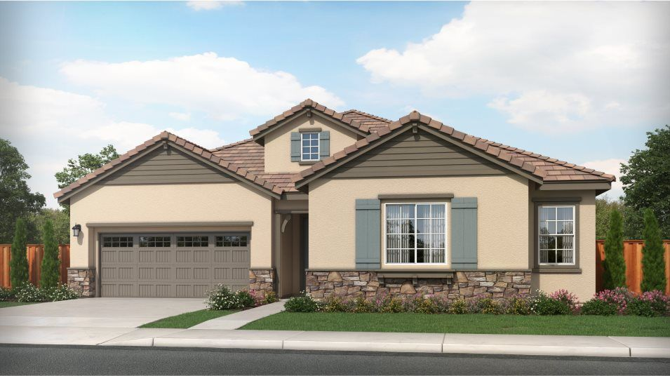 Tracy Hills Pearl Residence 1 Country European