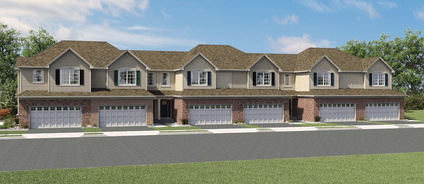 Stonegate Townhomes Exterior