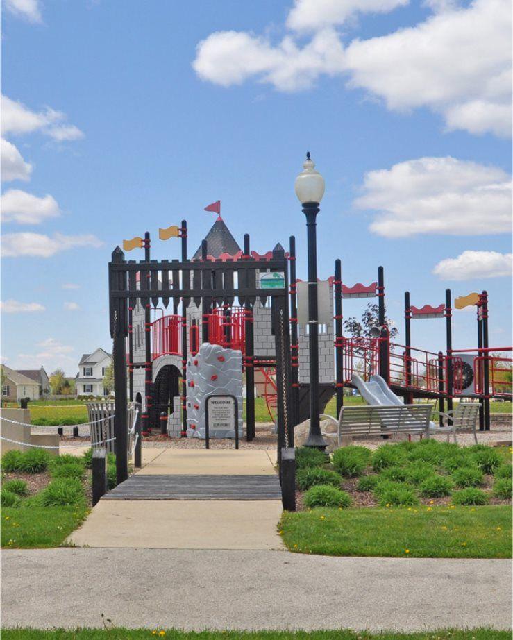 Raintree Village Playground