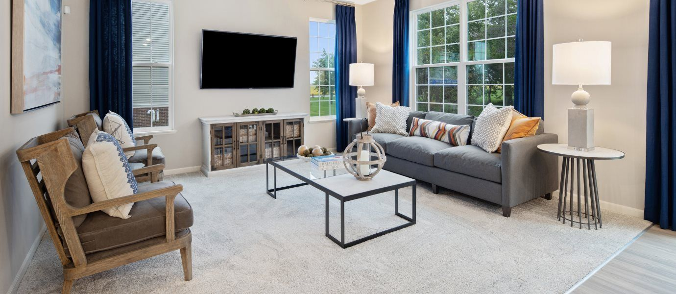 Rose-Garden-Estates Single Family Aberdeen ei Room