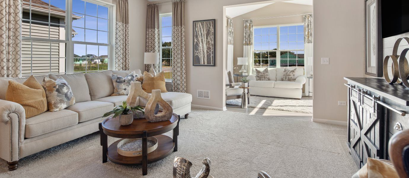 Andare at Rose Garden Estates Napa ei Living Room