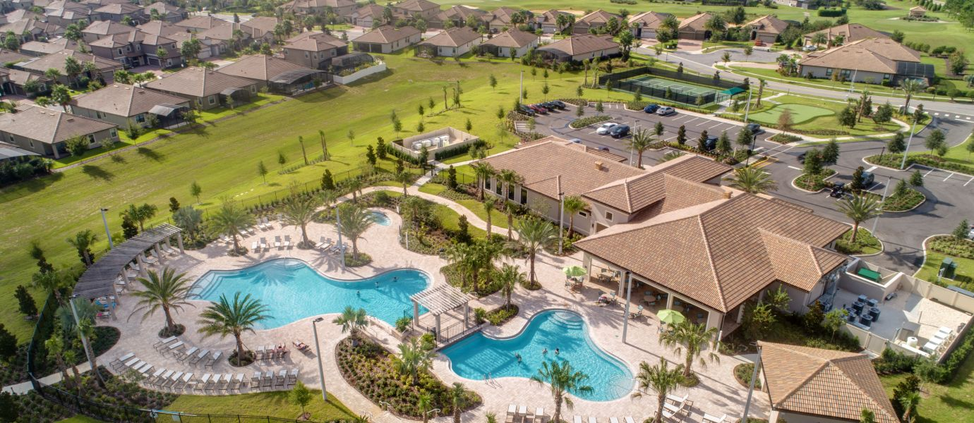 Champions Gate Luxury Resort Townhomes Overview
