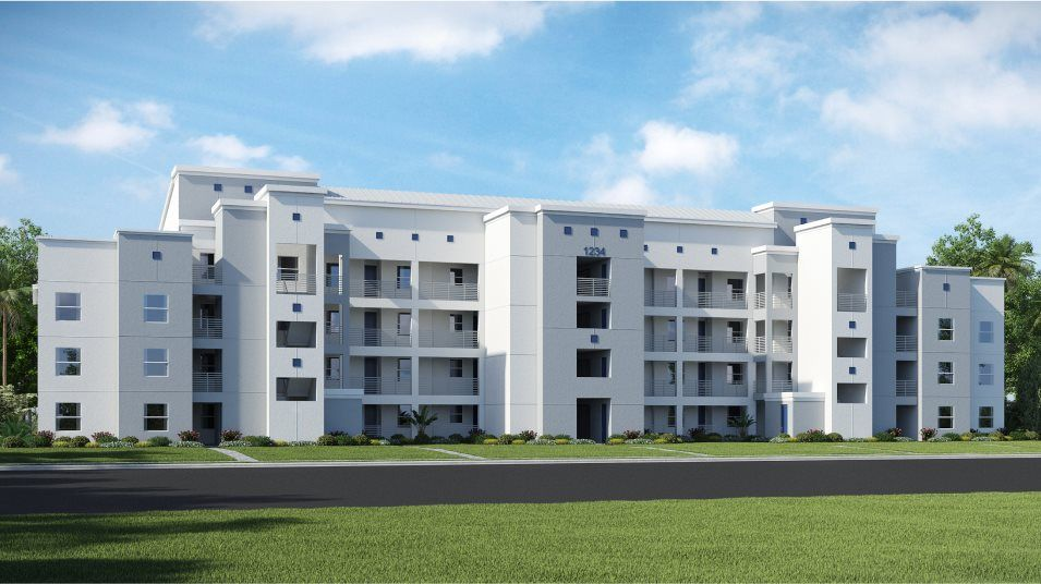 Storey Lake The Terraces Condominiums Florence Ext