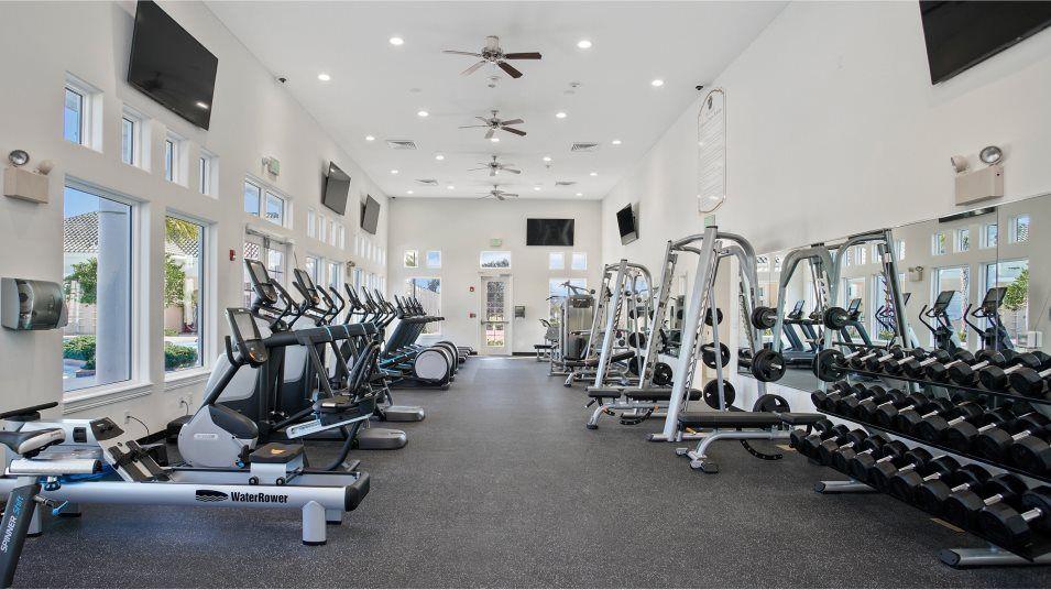 Providence fitness center