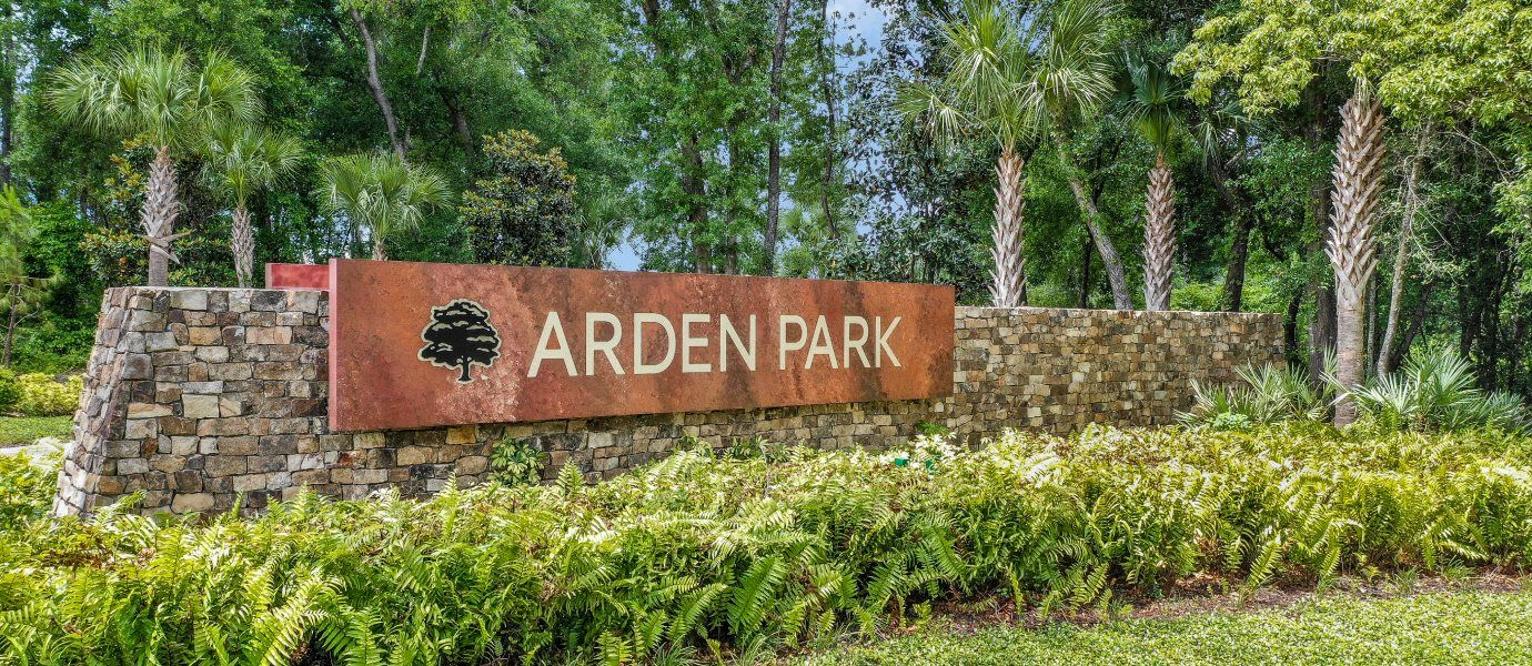 Arden Park North Manors Signboard