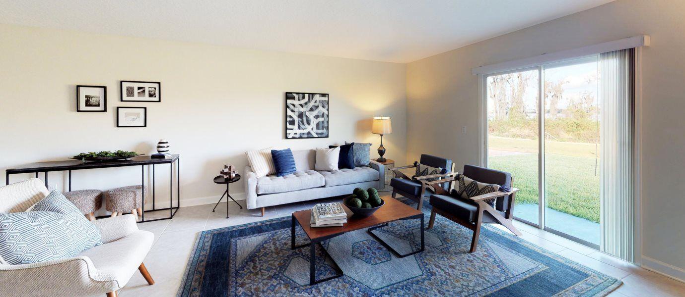 Estates at Lake Hammock McKay Living Room