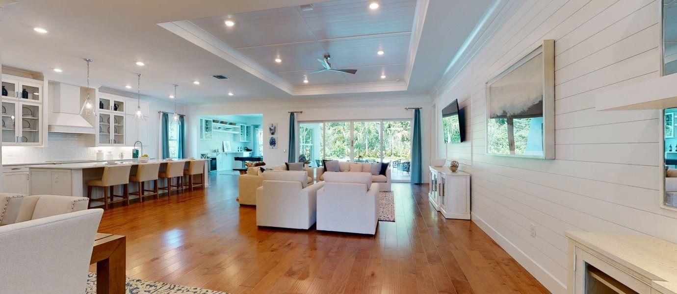 The Strand Windjammer Living Room