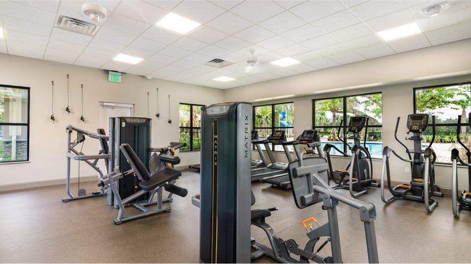 Tohoqua Fitness Center