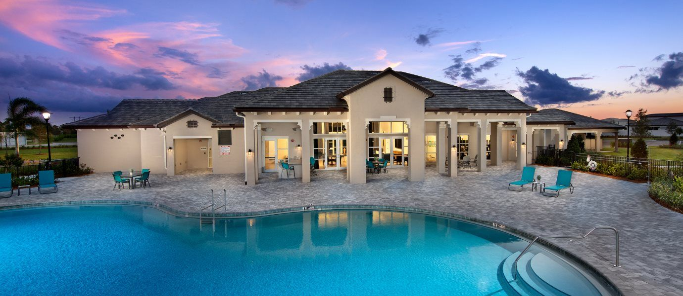 Copper Creek Clubhouse and Swimming Pool