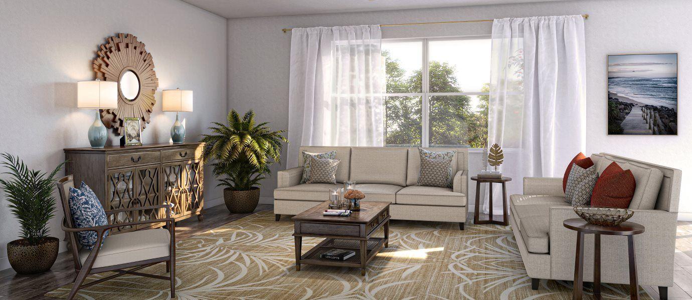 Copper Creek Premier Collection Helena Living Room