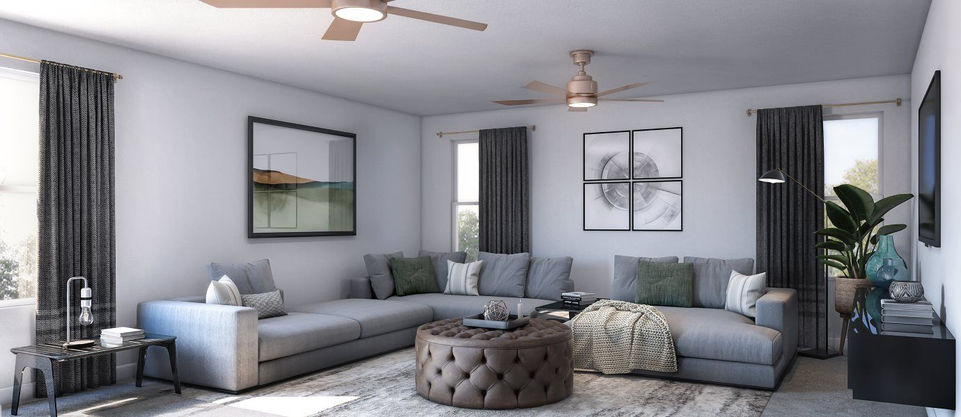 Copper Creek Premier Collection Olympia Living Roo